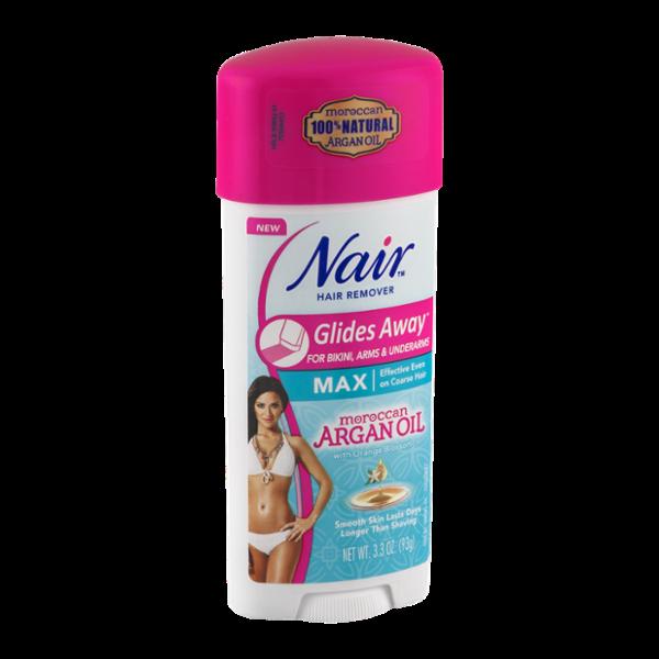 Nair Hair Remover Glides Away For Bikini Arms Underarms Reviews