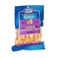 Kraft Colby & Monterrey Jack Cheese Cubes