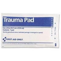 First Aid Only 5012 Trauma Pad- 5