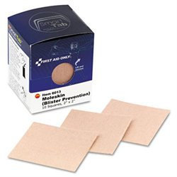 First Aid Only 6013 Moleskin/Blister Protection- 2