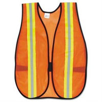 MCR Safety Reflective Safety Vest - SHELBY CONSUMER PRODUCTS