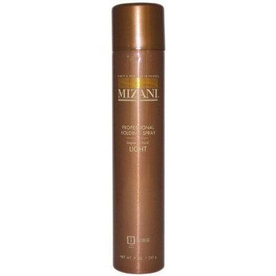 Professional Light Holding Spray by Mizani, 9 Ounce