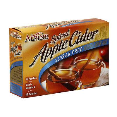 Alpine Spiced Apple Cider Sugar Free Instant Drink Mix