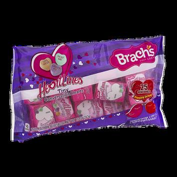 Brach's Heartlines Tiny Conversation Hearts - 25 CT