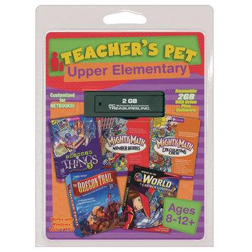 Pc Treasures PC Treasures Teacher's Pet: Upper Elementary - 2GB USB flash drive - PC
