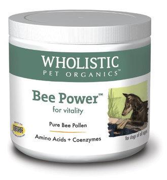 Wholistic Pet Organic Bee Power Granules 8oz
