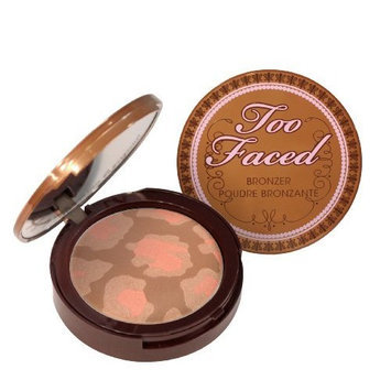 Too Faced Cosmetics Bronzer, Peach Leopard, 0.16 Ounce