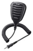 Icom Speaker Microphone (3-3/4 in L x 5-1/2 in W). Model: HM213