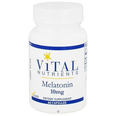 Vital Nutrients, Melatonin 10 mg 60 Capsules