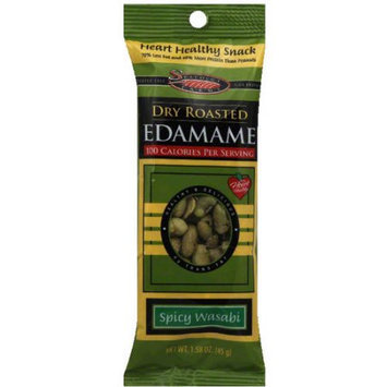 Sea Point Farms Seapoint Farms Spicy Wasabi Dry Roasted Edamame, 1.58 oz (Pack of 12)