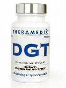 Theramedix - DGT Digestion Support Formula - 90 Vegetarian Capsules