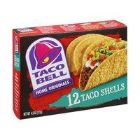 Taco Bell Home Originals Taco Shells - 12 CT