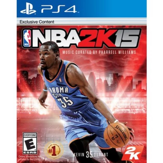 2K Sports NBA 2K15 (PlayStation 4)