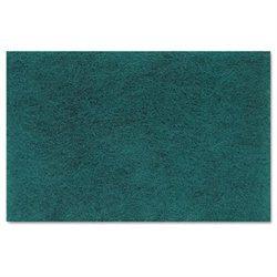 Seventh Generation Medium Duty Scour Pad, Green, 6 x 9, 20/Carton