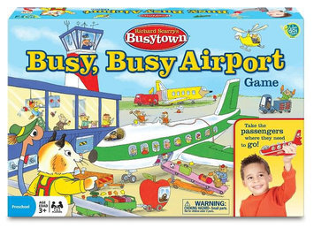 The Wonder Forge Wonder Forge Richard Scarry's Busytown Busy Busy Airport Game