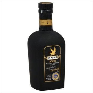 De Nigris Balsamic Vinegar Of Modena Aged 8.5Fo Pack Of 6