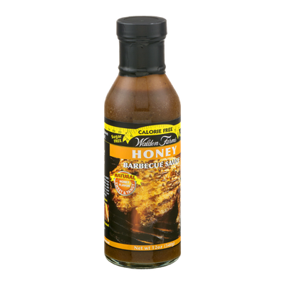 Walden Farms Barbecue Sauce Honey Calorie Free