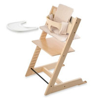 Stokke Tripp Trapp High Chair Complete Bundle in Natural