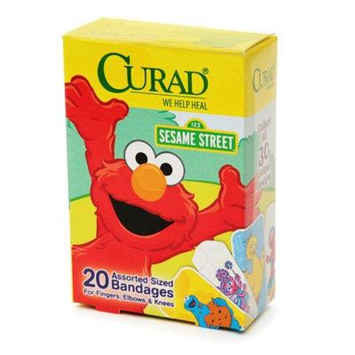 Curad Sesame Street Bandages