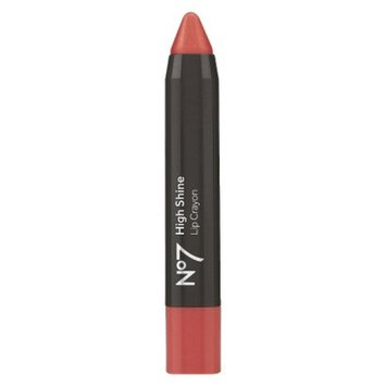 Boots No7 High Shine Lip Crayon - Delicate Pink (1 oz)