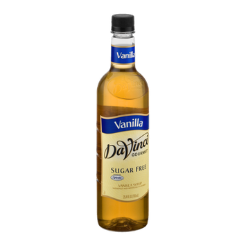Da Vinci Gourmet Vanilla Syrup Sugar Free