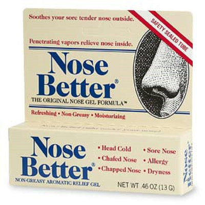 Nose Better Non-Greasy Aromatic Relief Gel