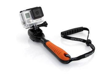 Goscope Hands-free Action Cameras GoScope Clutch GoPro HERO3+ Hand Grip