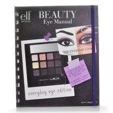 e.l.f. Cosmetics Beauty Eye Manual Everyday Eye Edition