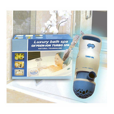 Complete Medical Oxygen Ion Turbo Luxury Bath Spa