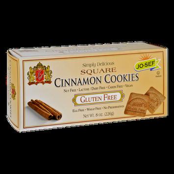 Jo-Sef Gluten Free Cinnamon Cookies