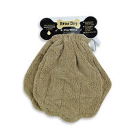 Pet Drying 2-Pack Mitts