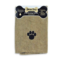 Dii Embroidered Paw Drying Towel