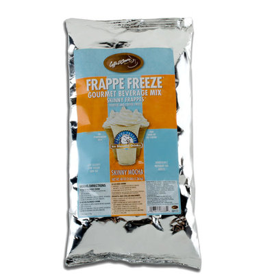 Caffe D'Amore Ready to Use Skinny Mocha Freeze - 3 lb Bag