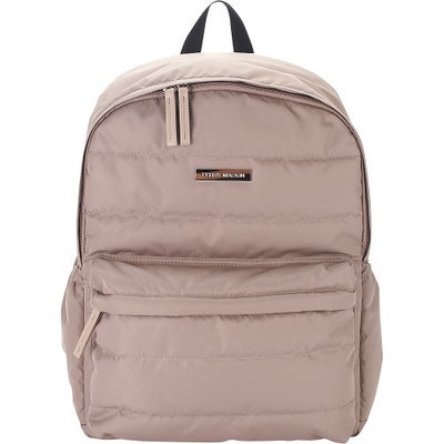 Perry Mackin Paris Diaper Backpack Beige - Perry Mackin Diaper Bags