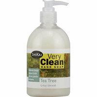 Shikai Products Shikai Very Clean Liquid Hand Soap Tea Tree 12 fl oz