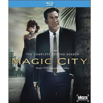 Magic City: The Complete Second Season (Blu-ray) (Widescreen)