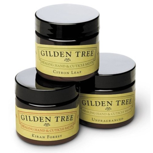 Gilden Tree Healing Hand And Cuticle Salve, Unfragranced
