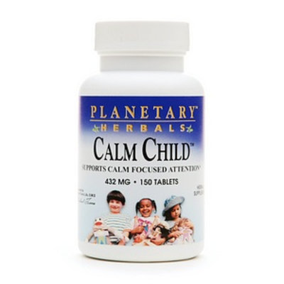 Planetary Herbals Calm Child 432mg