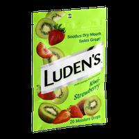 Luden's Moisture Drops Kiwi Strawberry - 20 CT