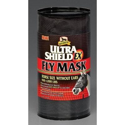 Absorbine Ultrashield Fly Mask No Ears Horse