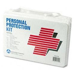 Physicianscare First Aid Personal Protection Bodily Fluid Spill Kit