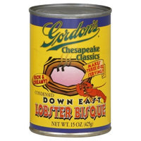 Gordon's Soup Down East Lobster Bisque, 15-Ounce (Pack of 6)
