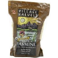 Village Harvest Organic Brown Thai Jasmine Rice, 16-Ounce (Pack of 6)