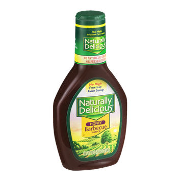 Naturally Delicious Honey Barbecue Sauce