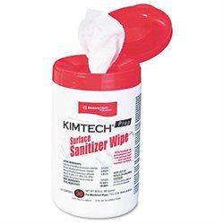 Kimberly-Clark KIMTECH PREP Surface Sanitizer Wipes