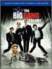 The Big Bang Theory: The Complete Fourth Season Dvd from Warner Bros.