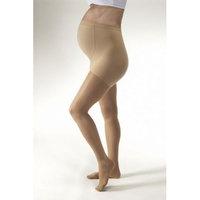 Sigvaris 860 Select Comfort Series 30-40 mmHg Women's Closed Toe Maternity Pantyhose - 863M Size: M3, Color: Black 99