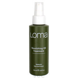Loma Organics Nourishing Oil Treatment 4.25 Oz Loma Organics 4.25-ounce Nourishing Oil Treatment