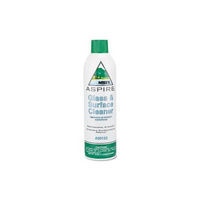 Misty A0012220 Aspire Glass amp; Surface Cleaner 16 oz. Aerosol Can
