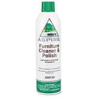 Misty A0013320 Aspire Furniture Cleaner amp; Polish 16 oz. Aerosol Can